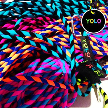YOLO Waves'y i Smycze!  www.yoloshop.pl #neon #yolo #colorful #fluorescent #fashion #summer