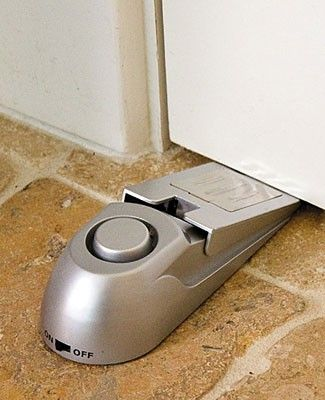 Door Stop Alarm | Personal Alarms & Security | Electronics | Magellans Travel Supplies