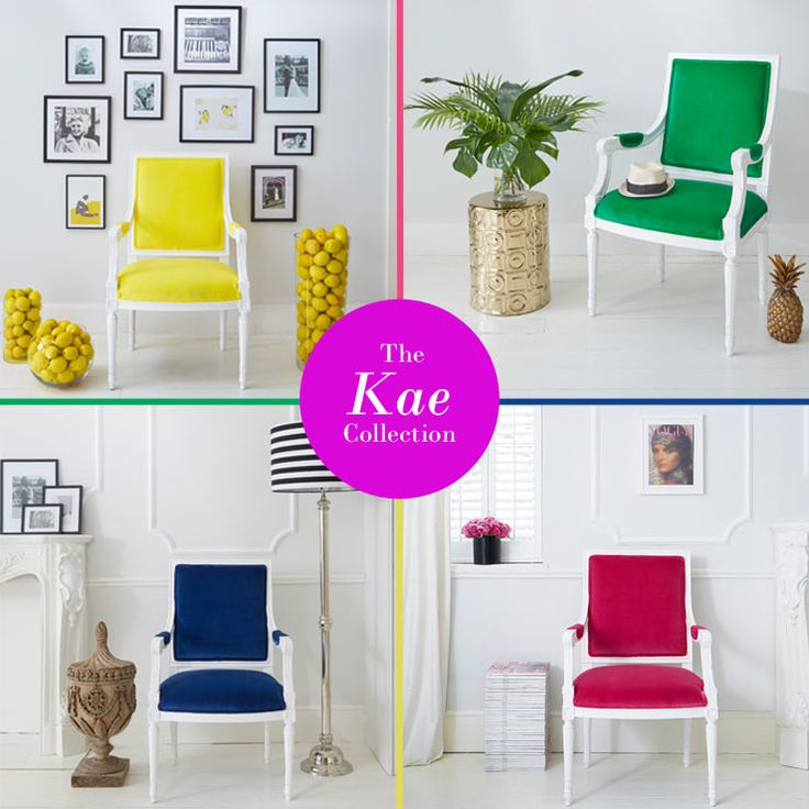 Bold Brights For Your Home