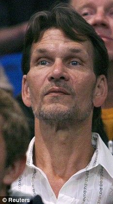 """Patrick Swayze -- (8/18/1952-9/14/2009). American Actor, Dancer & Singer-Songwriter. Movies -- """"Dirty Dancing"""" as Johnny Castle, """"Ghost"""" as Sam Wheat, """"The Outsiders"""" as Darrel """"Darry"""" Curtis, """"Road House"""" as James Dalton. """"To Wong Foo, Thanks for Everything! Julie Newmar"""" as Vida Boheme. . He died from Pancreatic Cancer, age 57."""