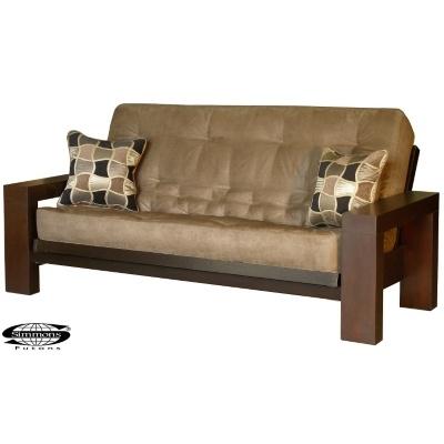 Simmons Chicago Futon Sleeper Sofa Futons Amp Sleepers
