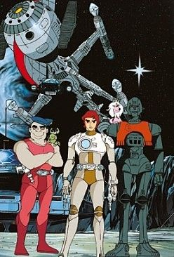Captain Future (1978) http://en.wikipedia.org/wiki/Captain_Future#Anime