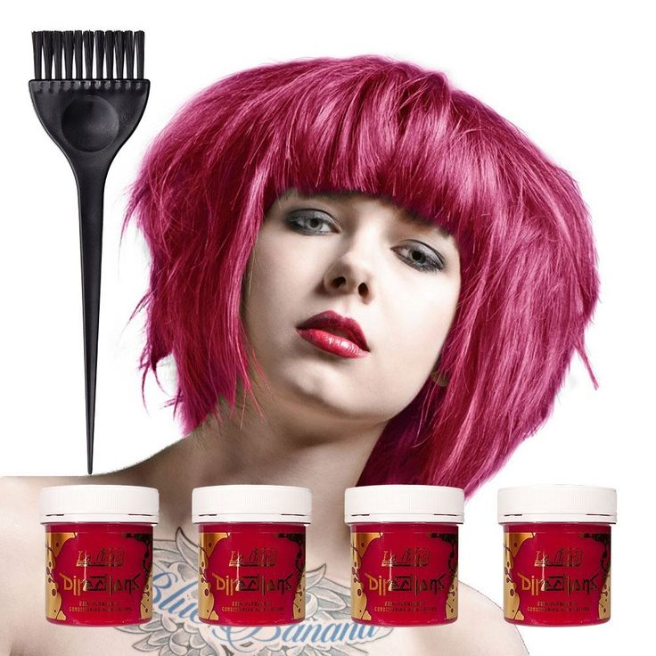 La Riche Directions Semi-Permanent Hair Colour 88ml x 4 tubs Carnation Pink by La Riche >>> Continue with the details at the image link. #haircare
