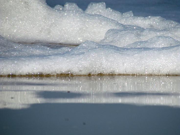 MERMAIDS. foam kiss. La Pedrera. Uruguay.