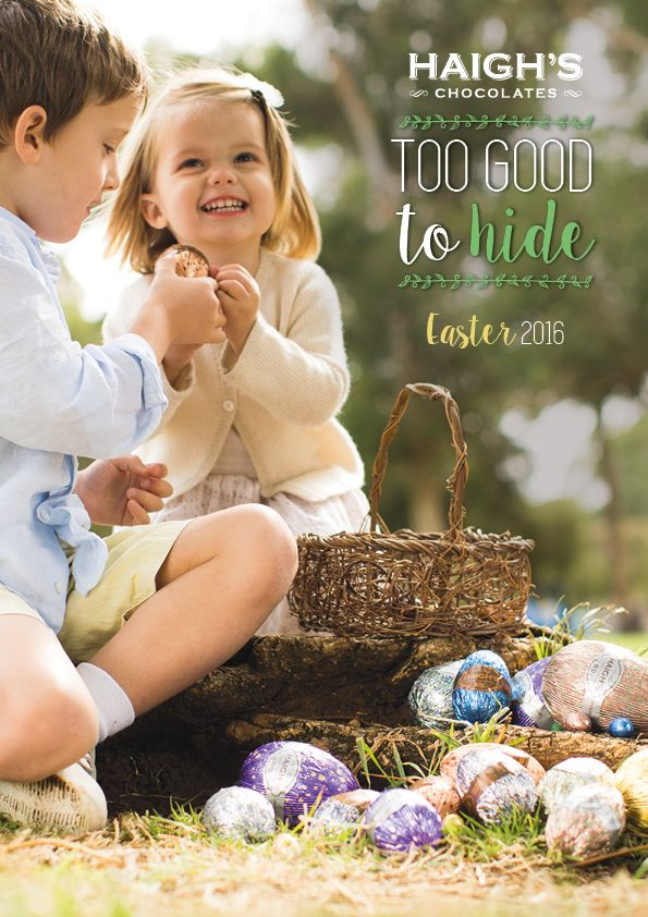 Browse the Haigh's Chocolates 2016 Easter Magazine.