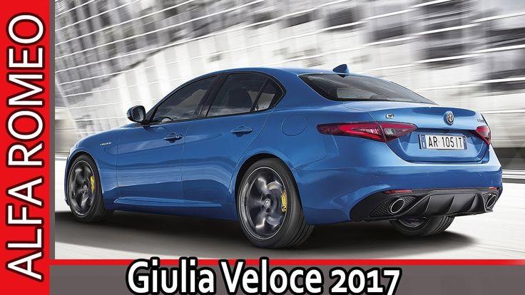 Alfa Romeo Giulia Veloce 2017 / Альфа Ромео Джулия Велос 2017 - Обзор от...
