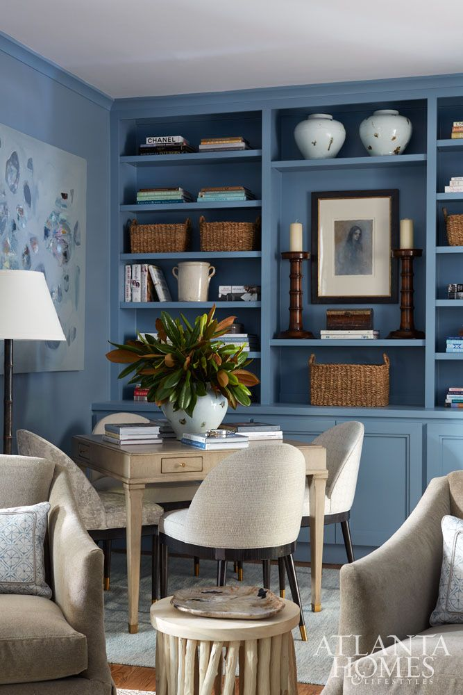 into the blue   Courtney Giles, Courtney Giles Interiors
