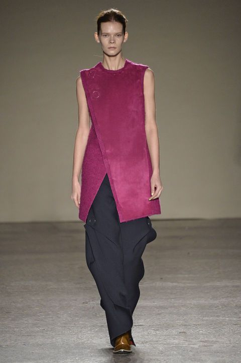 Gabriele Colangelo. See all the best looks from Milan fashion week fall 2015.