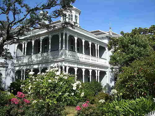 Auckland Housing Victorian Villa Picture