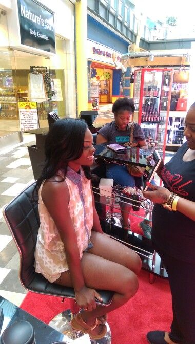Colour U Cosmetics at StoneCrest Mall and Cumberland Mall in Atlanta! #BeautyPR