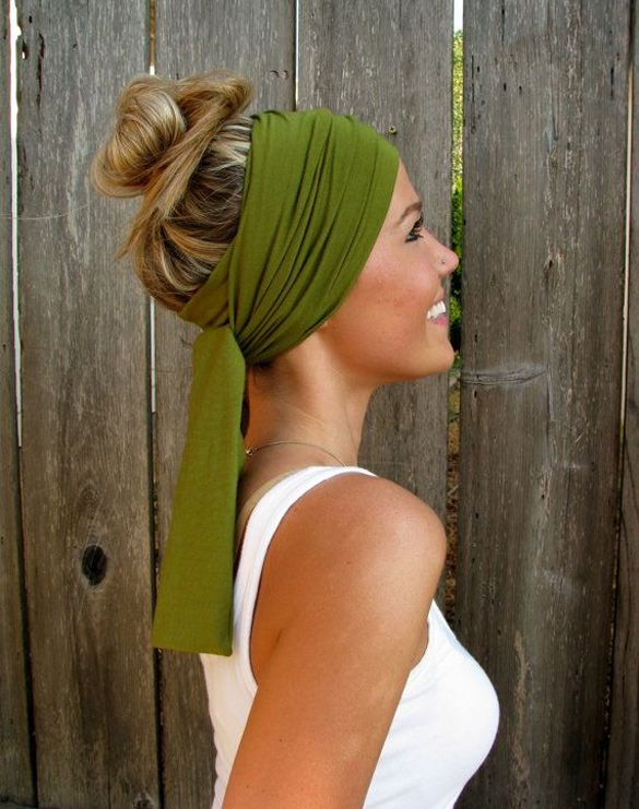 head-scarf-hairstyle                                                                                                                                                                                 More