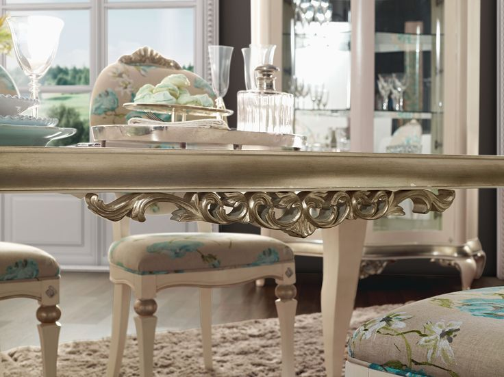 Capri dining table detail  Jetclass   Real Furniture luxury furniture and Interior Design