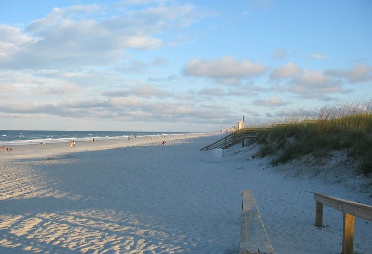 On Our Recent Road Trip We Hit Several Beaches In Florida Neptune Beach Atlantic