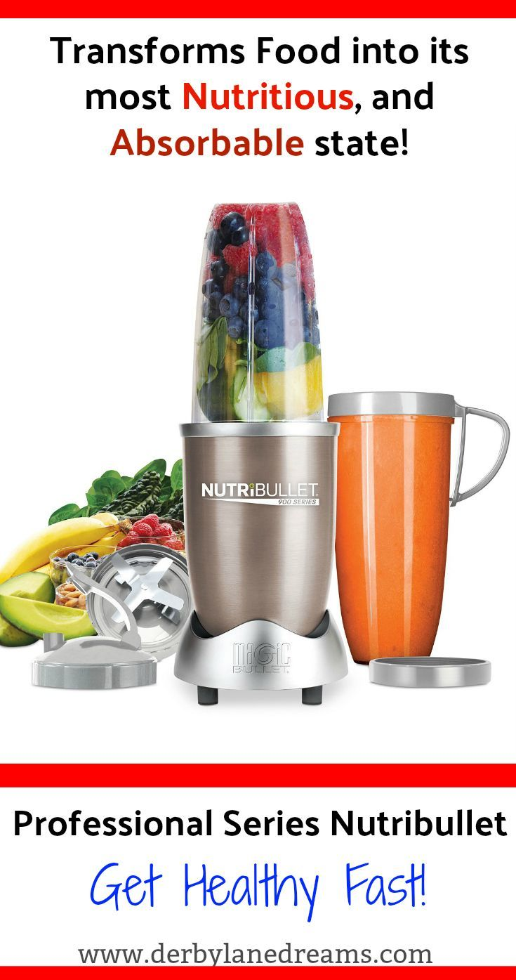 Get Healthy and Lose Weight now! NutriBullet is specifically engineered to help break down the cell walls of food to create some of the most nutritional smoothies available.  This makes it easy to get your vitamins and nutrients every day!  #health #ad #healthyeating #healthyliving #healthylifestyle #smoothie #womenshealth #style #life #living #vegetables #diy #easy #loseweight #cheap #budget