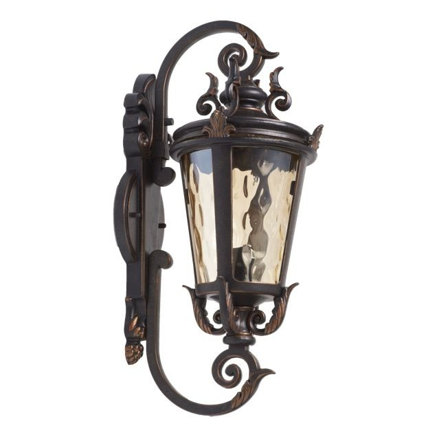 Albany Exterior Coach Lamp by Lode Lighting | Can be ordered in store from Schots Melbourne & Geelong, Australia