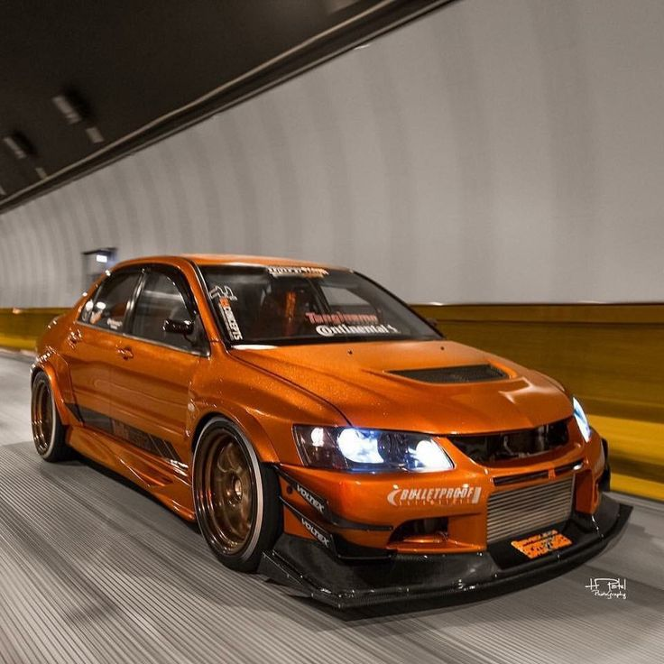 #Mitsubishi #Evo #Modified