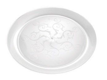 Fineline Settings 306 Savvi Serve 6.25 in. Clear Plates 240 Pieces by Fineline Settings. $29.99. gr8 for partys. Fineline Settings offers a comprehensive assortment of plastic party and catering tableware. Their designs range from classic to contemporary and the products establish tomorrow's trends in today's market. A decade of experience in the disposable tableware industry ensures they know just what the customer wants. Fineline Settings standards are set high....