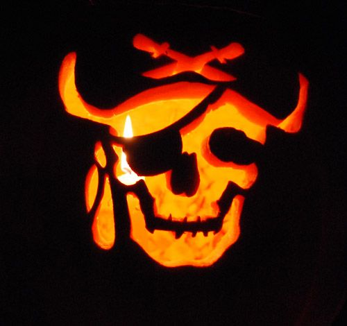 Pirate pumpkin template google search jim