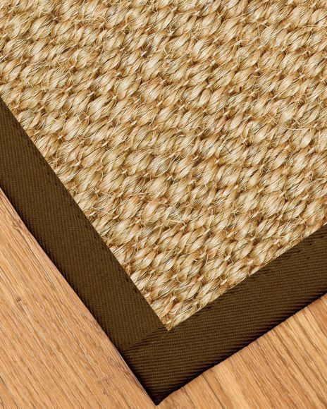 NaturalAreaRugs Harmony Sisal Rug, Brown (9' x 12') - Sale#5673. Sisal Rugs |Seagrass Rugs |Stair Treads |Jute Rugs |Contemporary Rugs |Sale Rugs. Our artfully designed Harmony Sisal Rugs feature a natural, earth-inspired aesthetic with thick, textured weaving and a relaxed yet contemporary cotton-canvas border. | eBay!