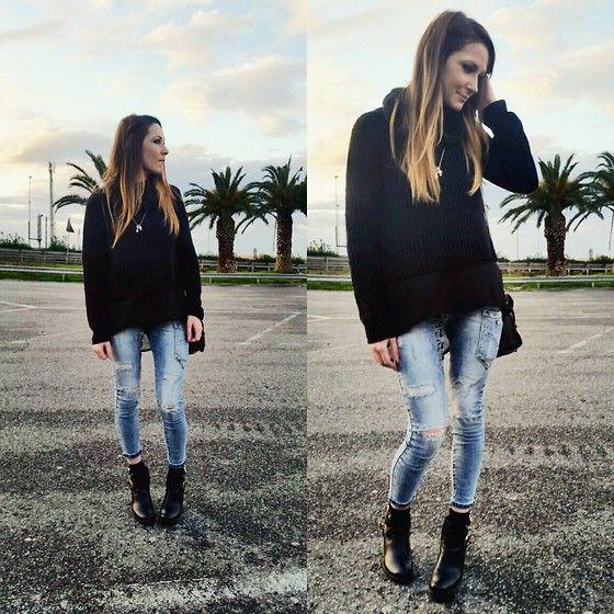 More looks by Viktoria Bivol: http://lb.nu/bivolvika  #casual