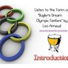 """2014 Winter Olympics Listening Lesson for Music Class """"Olympics Fanfare"""""""