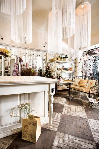 Oh my Crystel! -- Doesn't this make you want your flower studio back? Odessa. Flower boutique by Belenko studio