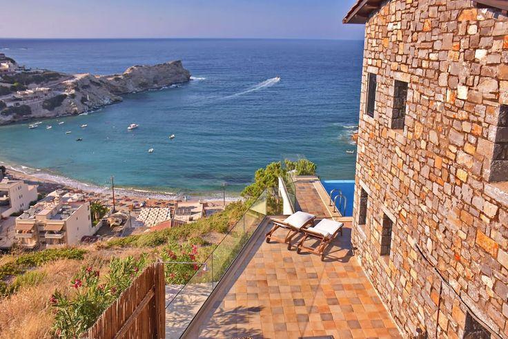 Infinity Villa, outstanding beauty! - Villas for Rent in Heraklion