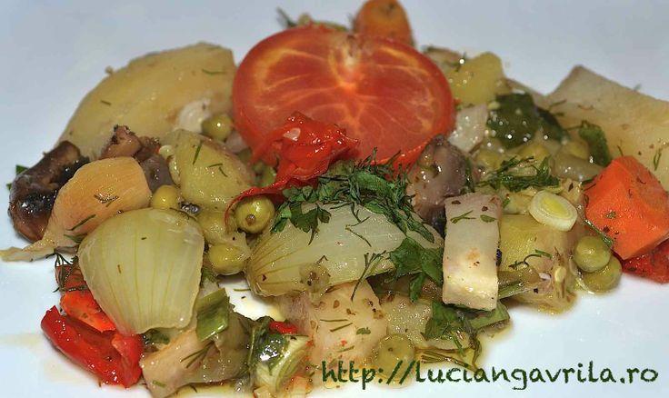 Tocană de legume la cuptor #faracarne #meatless