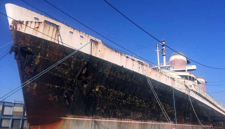 If the Conservancy can't get more funding by October 31st, it says it will sell the ship for scrap metal.