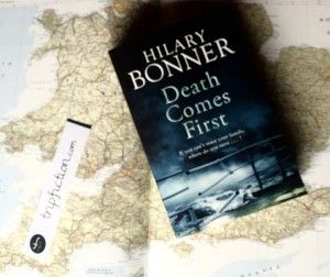 "Thriller set in BRISTOL, UK ""Death Comes First by Hilary Bonner http://www.tripfiction.com/novel-set-bristol-can-trust/"