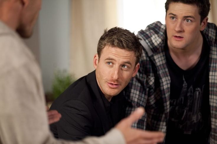 Dean O'Gorman in The Almighty Johnsons