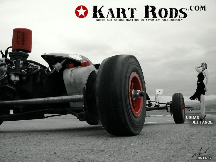 one of many hot rod go karts i build in my spare time. Black Bedroom Furniture Sets. Home Design Ideas