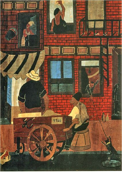 158 best Jacob Lawrence images on Pinterest