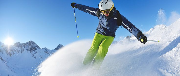 Conquer the slopes with these Olympic-approved exercises recommended for skiing and snowboarding.