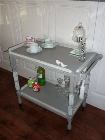 24 best Painted Vintage coffee tablesside tablesHall tables by