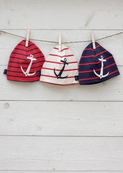 navy | kids hat | emma & malena