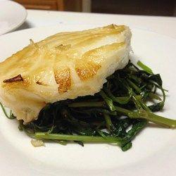 Miso and Soy Chilean Sea Bass - Allrecipes.com
