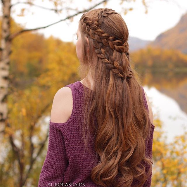 Braid inspired by the fabulous Deanerys Targaryen Who is your favourite character from Game of Thrones?