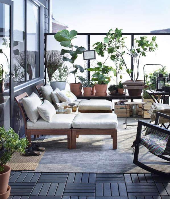 Create an oasis of relaxation right outside your back door! Click for tips to make the most of your backyard, patio or outdoor space this season.