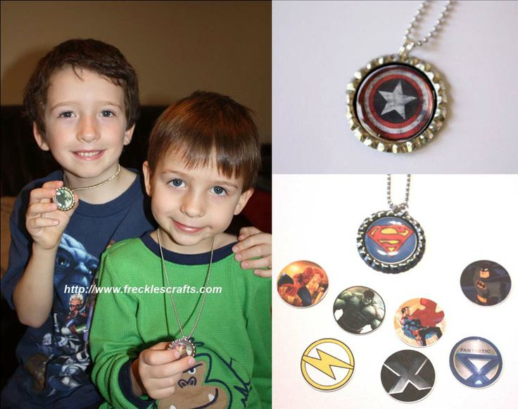 Avengers craft ideas for birthday party or play date