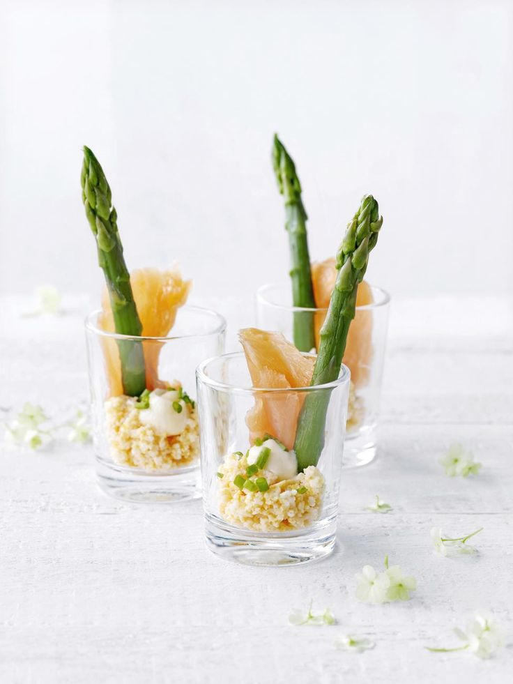 Ei met zalm en asperges - Libelle Lekker !