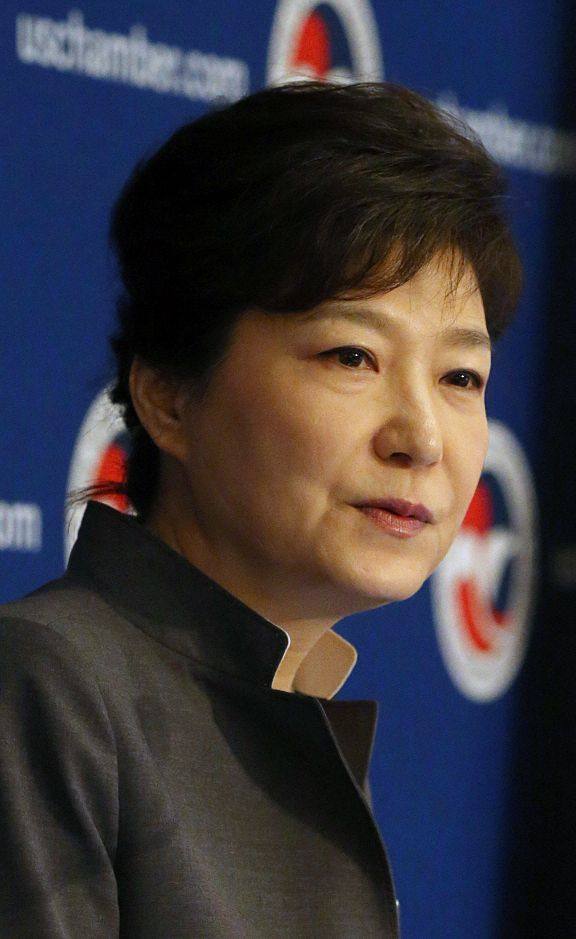 Impeached South Korean President Park Geun-hye is being questioned by prosecutors over the country's biggest corruption scandal that brought her down. After