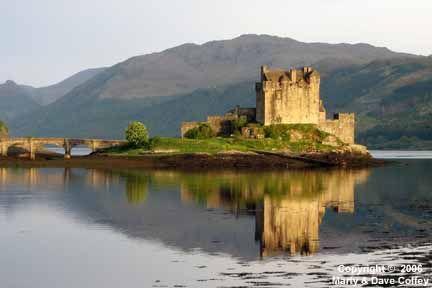 Eilean Donan Castle, Scotland   Celtic Photography, Scotland Castles  By Marty & Dave Coffey