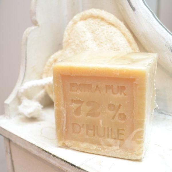 zeepblok - zeep marseille - biologische zeep - Zeepblok -Zeep(kettingen) -Bad- en slaapkamer -Hart en Huis