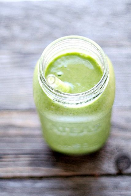 Copycat Whole Foods Tropical Green Smoothie by Heather's French Press, via Flickr