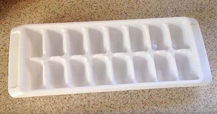 Since the day of the modern refrigerator there hasn't been much of a need for ice cube trays. Instead of leaving them lying around in a cabinet, try one of these quick and fun tricks.