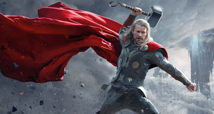 Follow Hollywood star Chris Hemsworth's Thor workout and get into godlike shape