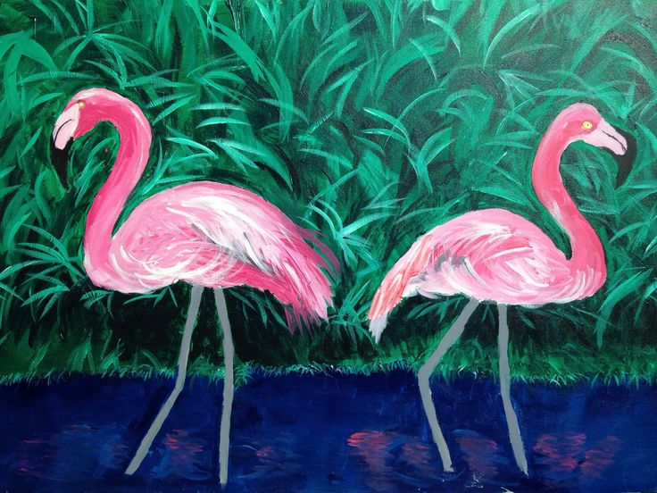 Flamingos - Micheshart 2016 Catalog