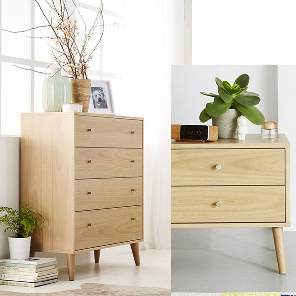 Ella Is A Sophisticated Australian Made And Designed Bedroom Suite The Bedside Table Tallboy Have Quality Lacquered Finish That S Soft Bed