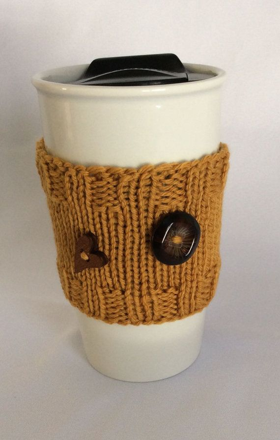Pick up a to-go sleeve for yourself too!  $10.50 plus shipping!  #Craftshout